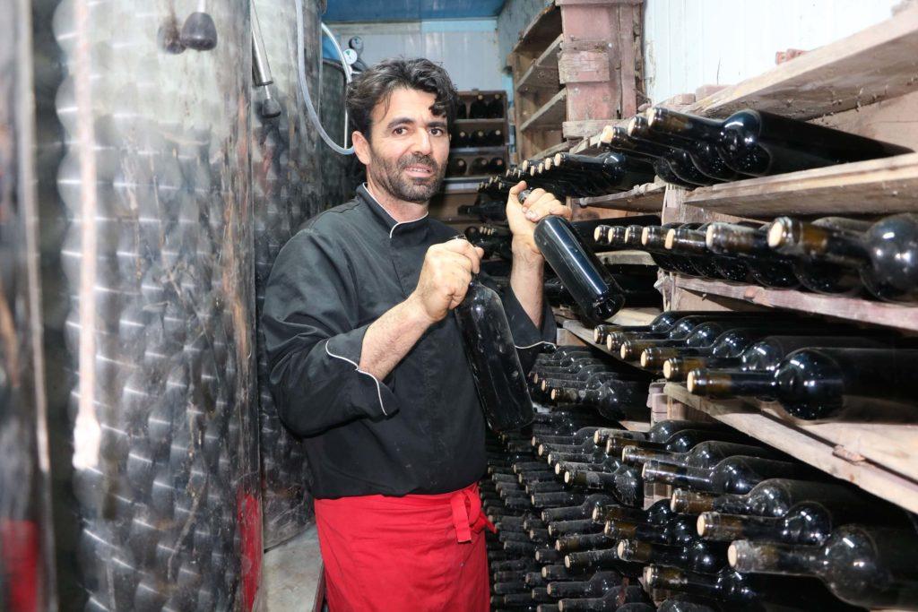 היין תוצרת השף רודד